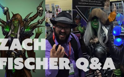 Prop: Live – Q&A with Zach Fischer Illustration – 6/9/2016