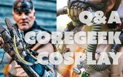 Prop: Live – Q&A with Coregeek Cosplay & Creations – 6/16/2016