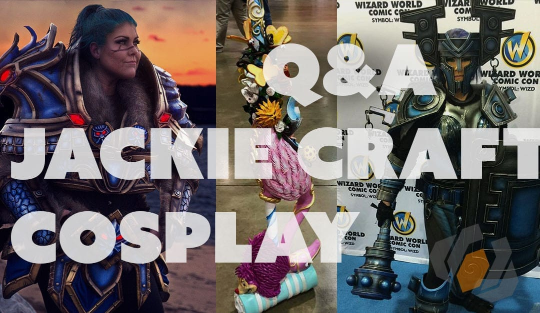 Prop: Live – Q&A with Jackie Craft Cosplay – 6/23/2016