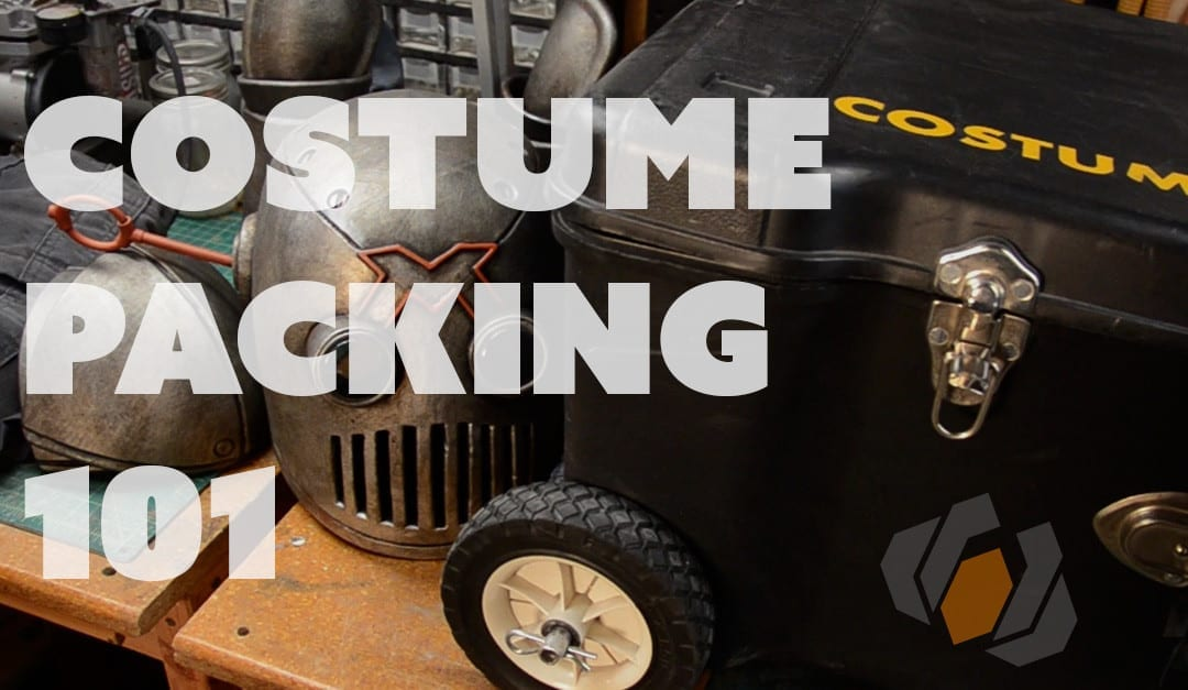 Prop: Shop – Packing Costumes for Air Travel