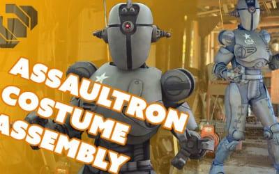 Fallout 4 Assaultron Costume Assembly – Prop: Shop