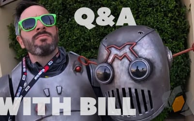 Prop: Live – Q&A with Bill – 7/29/2016
