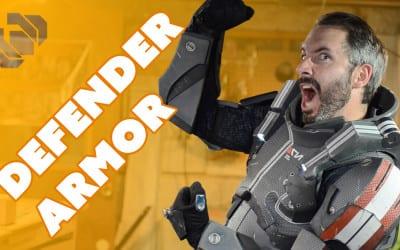 Mass Effect Defender Armor Cosplay – Prop: Shop