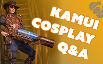 Prop: Live – Q&A with Kamui Cosplay – 8/17/2016