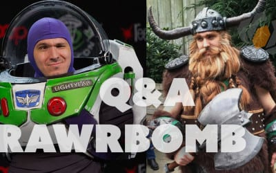 Prop: Live – Q&A with Rawrbomb – 8/4/2016