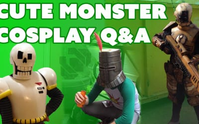 Prop: Live – Q&A with Cute Monster Cosplay – 9/8/2016