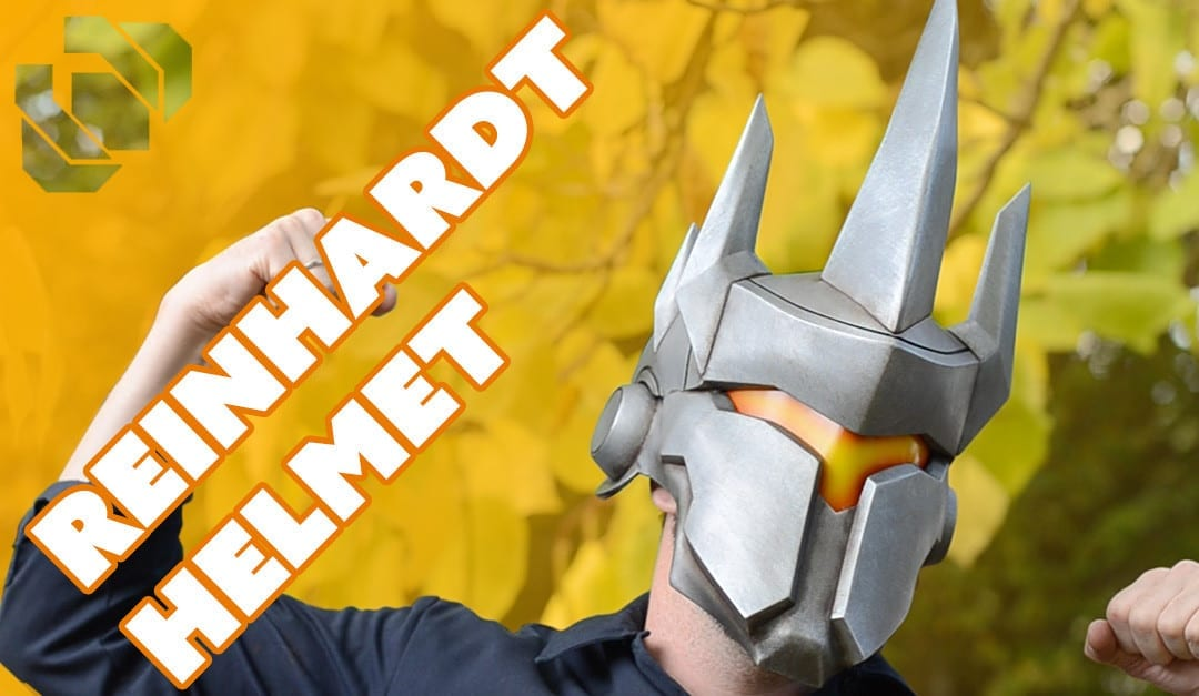Making the Reinhard Helmet from Overwatch with Barnacules – Prop: 3D