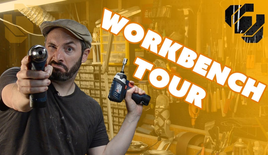 Prop and Costume Making Workbench Tour – Prop: Shop