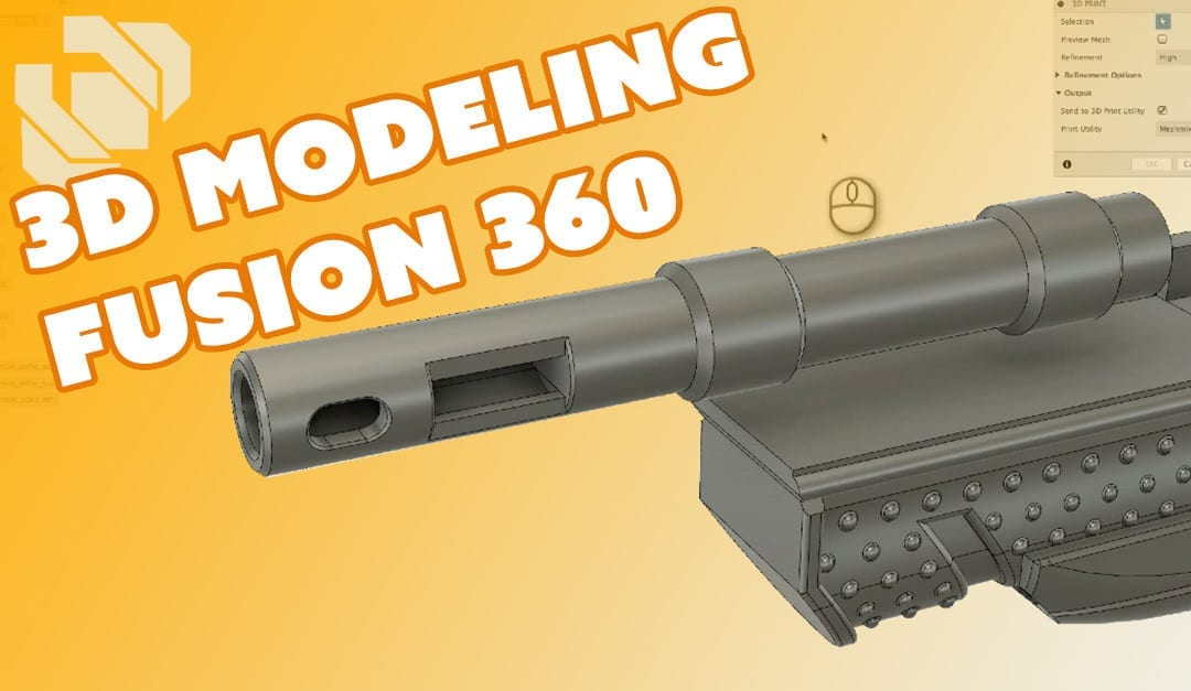 3D Modeling Destiny Prop Parts in Fusion 360 – Prop: Live from the Shop