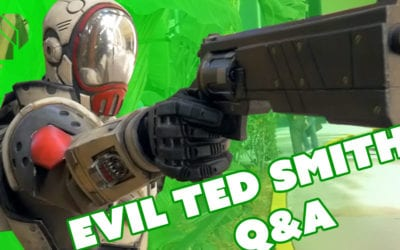 Prop: Live – Q&A with Evil Ted Smith – 11/10/2016