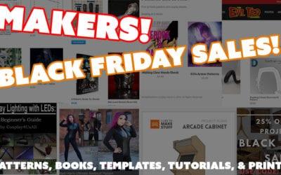 Black Friday Sales 2017: Maker Edition