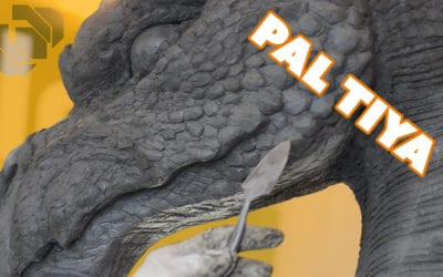Sculpting a Giant Dragon with Pal Tiya – Prop: Shop