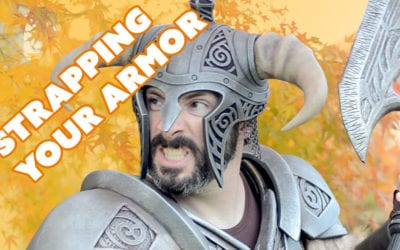 Skyrim Props & Costumes - Punished Props