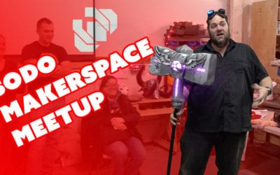 SoDo MakerSpace – Prop and Costume Meetup 2016