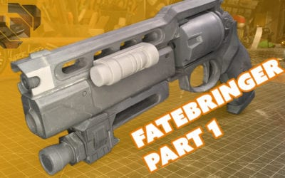 Building the ZProps Fatebringer Kit Part 1 – Prop: Live from the Shop