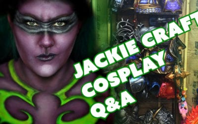Prop: Live – Q&A with Jackie Craft – 1/19/2017