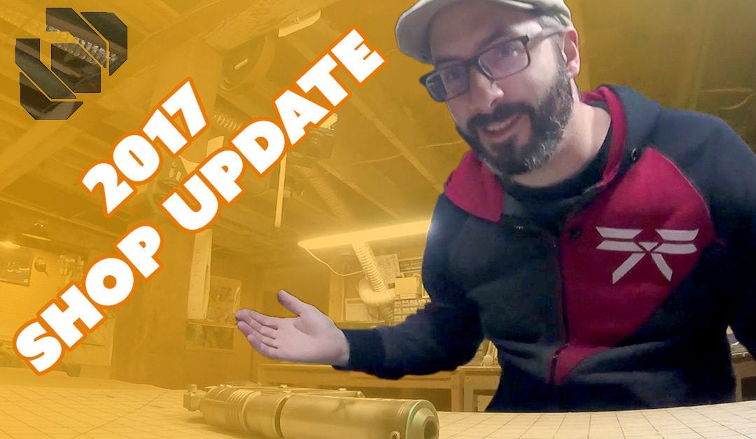 2017 Punished Props Shop Upgrades and New Year Hype
