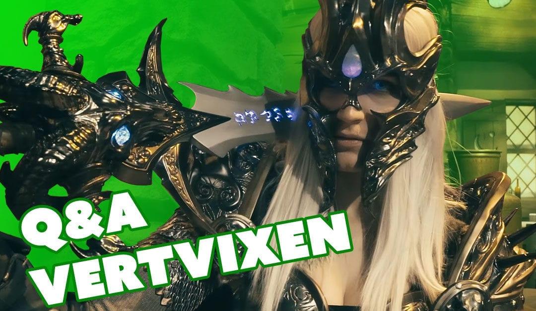 Prop: Live – Q&A with VertVixen – 1/5/2017
