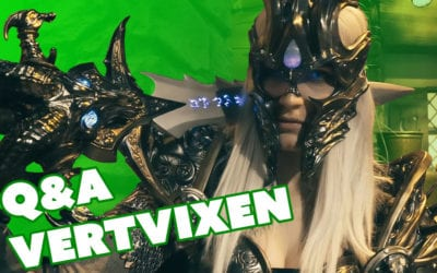 Prop: Live – Q&A with VertVixen – 1/5/2017