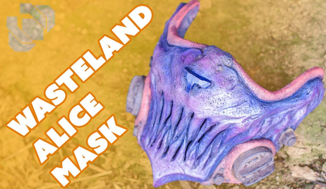 Wasteland Alice Mask from SKS Props – Prop: Live from the Shop