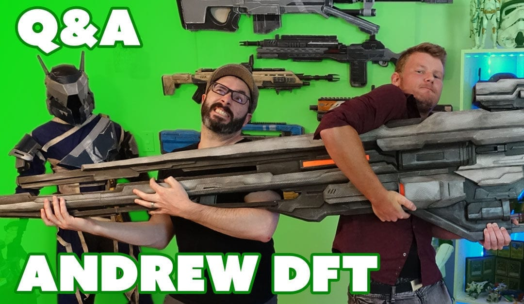 Prop: Live – Q&A with Andrew DFT – 2/23/2017