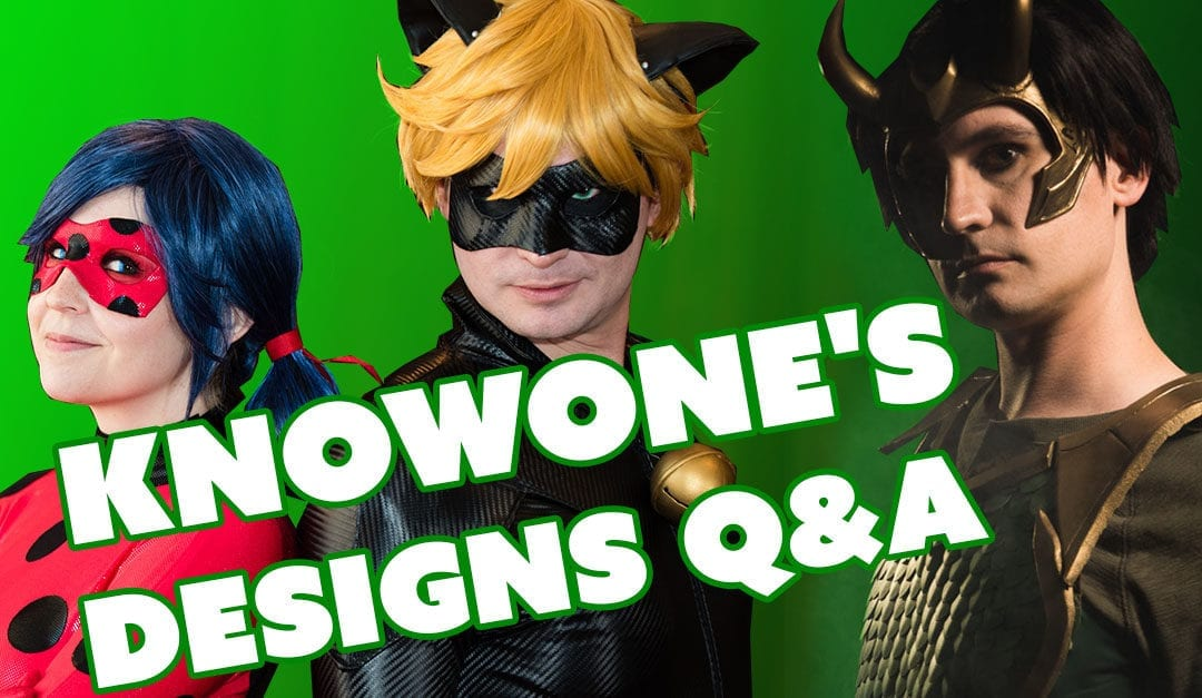 Prop: Live – Q&A with KnowOne's Designs – 4/6/2017