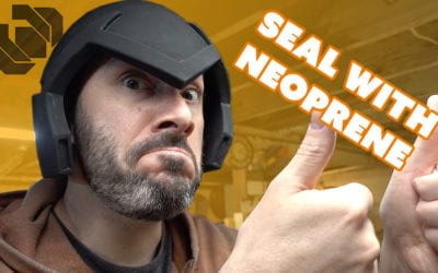 How To – Seal EVA Foam Props & Costumes with Neoprene – Creature Cast