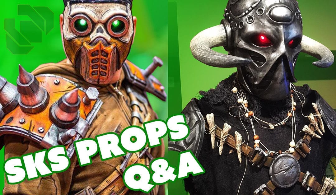 Prop: Live – Q&A with SKS Props – 5/4/2017