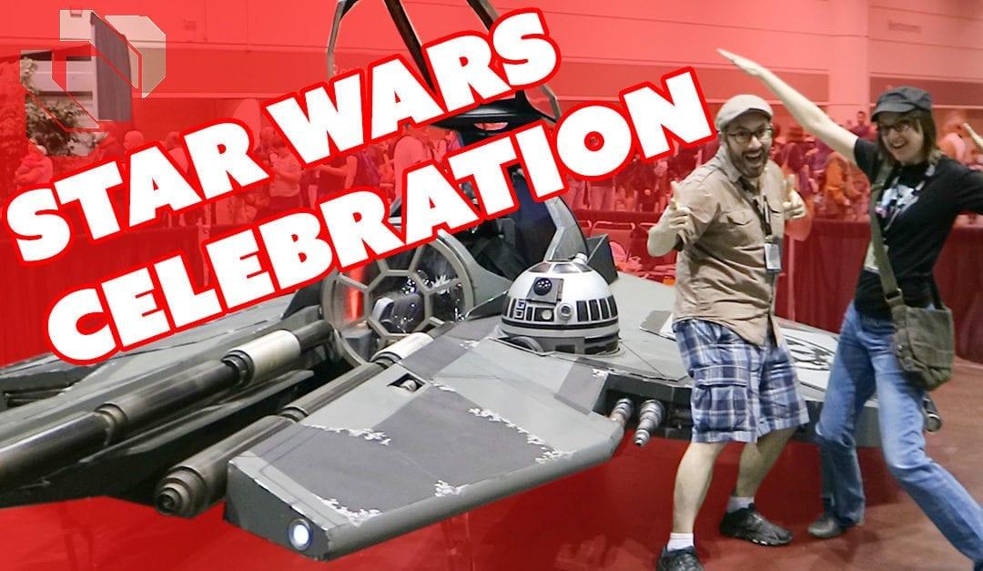 Star Wars Celebration 2017 – Punished Props
