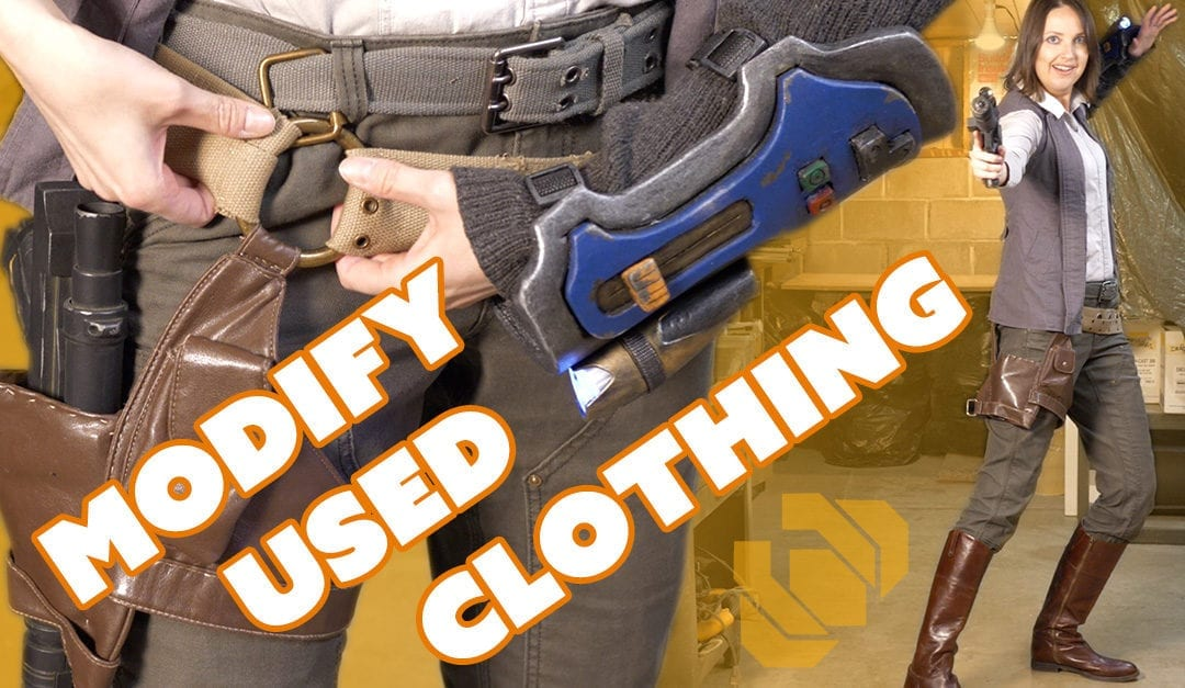 Star Wars Clothes – Second-Hand Store Modifications