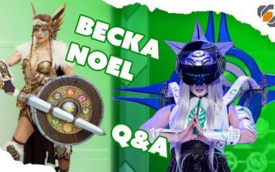 Prop: Live – Q&A with Becka Noel – 6/15/2017