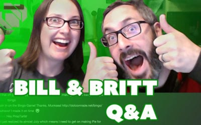 Prop: Live – Q&A with Bill and Britt – 6/1/2017