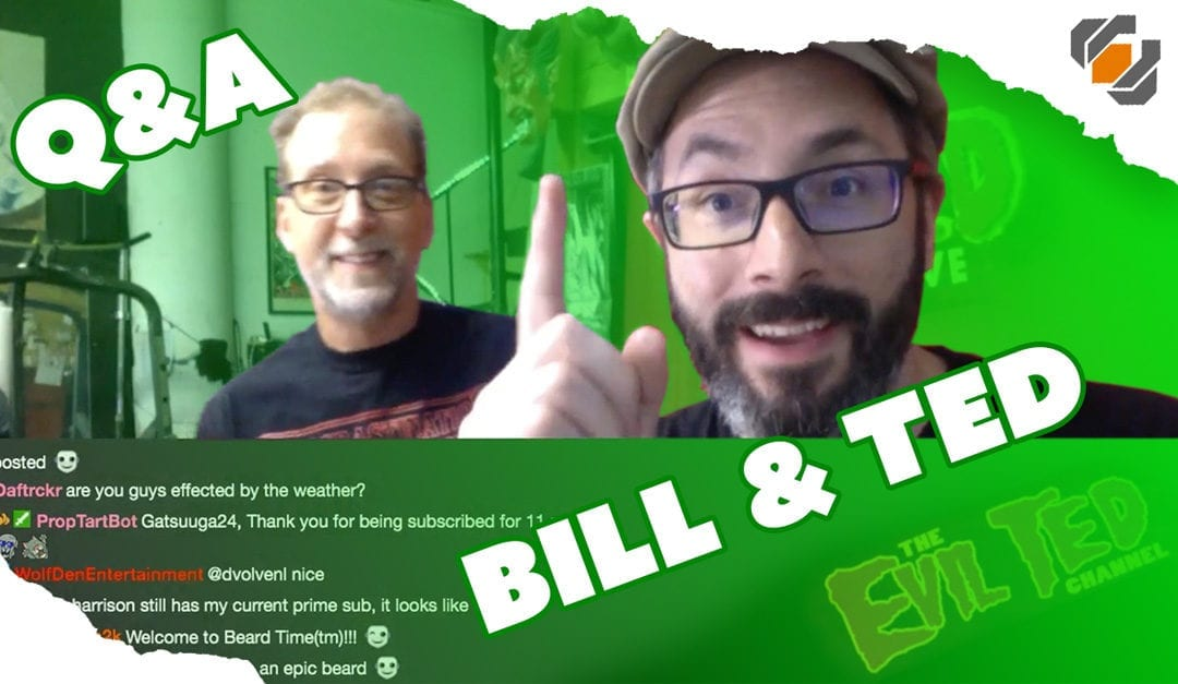 Prop: Live – Q&A with Evil Ted Smith – 6/22/2017