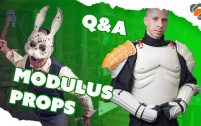 Prop: Live – Q&A with Modulus Props – 6/8/2017