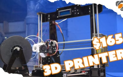 Two Cosplayers Build a $165 3D Printer – Assembling the Anet A8