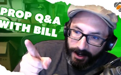 Prop: Live – Q&A with Bill – 7/20/2017