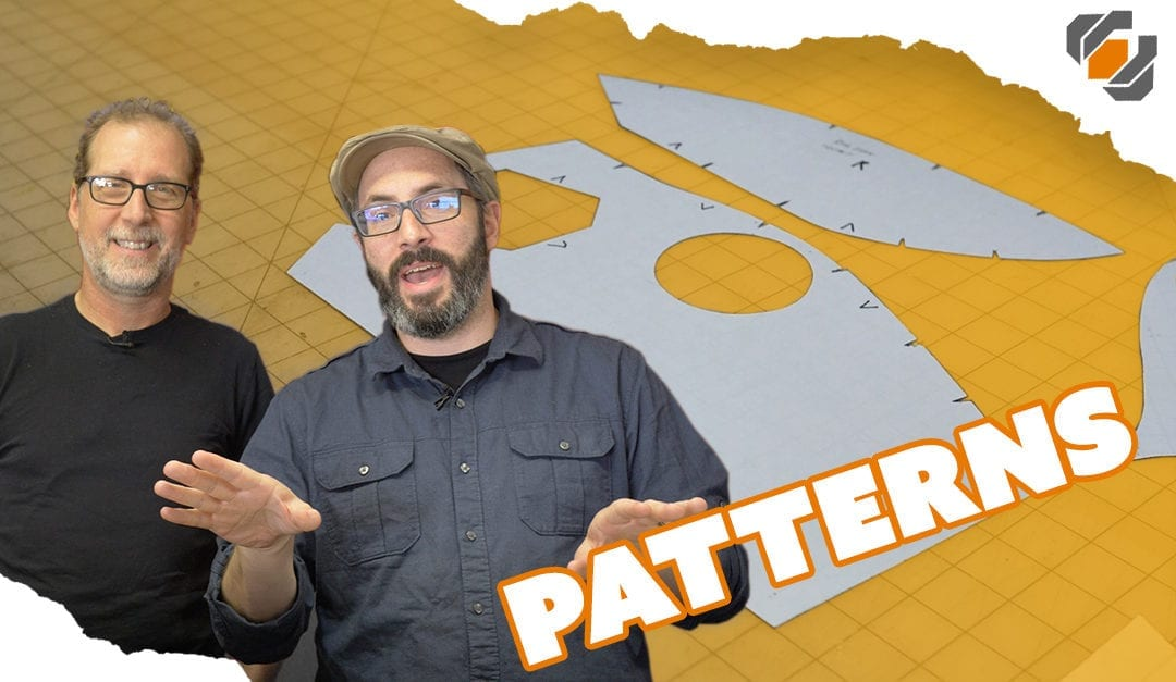 How to Make Costume Patterns with Free Software – Featuring Evil Ted!