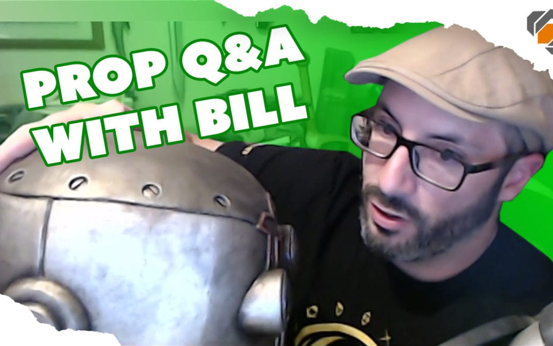 Prop: Live – Q&A with Bill – Post Dragon Con – 9/14/2017