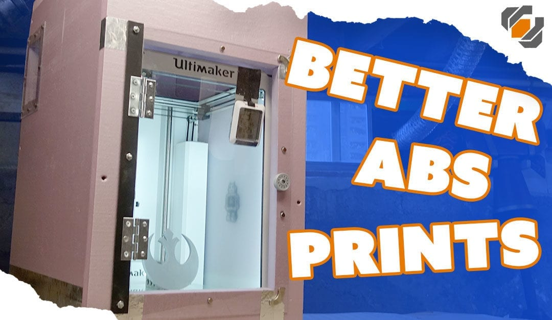 How to Make an Enclosure for Your 3D Printer – Better ABS Prints