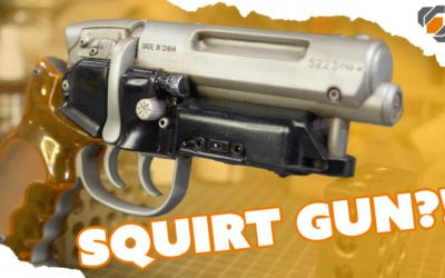 Blade Runner Squirt Gun Repaint – HOW TO – Tutorial