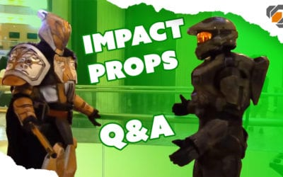 Prop: Live – Q&A with Brad from Impact Props – 10/12/2017