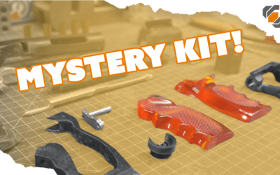 Building a Legit Blade Runner Blaster Kit Part 1