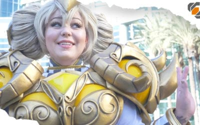 BlizzCon 2017 Cosplay – Light vs Dark