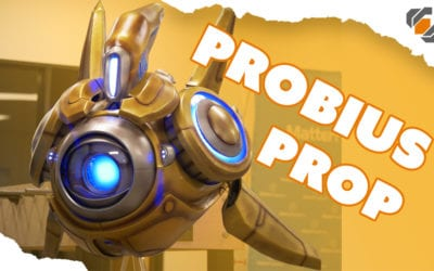 Probius the Protoss Probe – Prop Build Tutorials