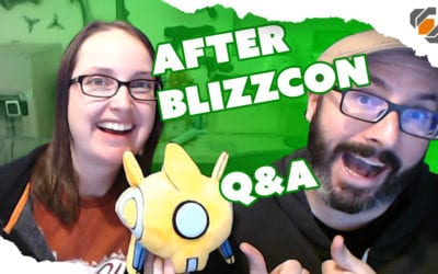 Prop: Live – Q&A with Bill and Britt – Post BlizzCon – 11/10/2017