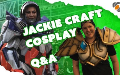 Prop: Live – Q&A with Jackie Craft Cosplay – 11/17/2017
