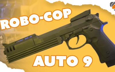 How to Make Robocop's Auto 9 Prop – Tutorial