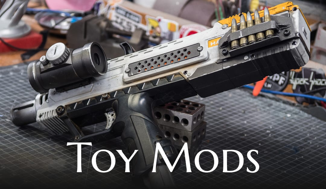 15:28 How to make an Optimus Prime Blaster Prop