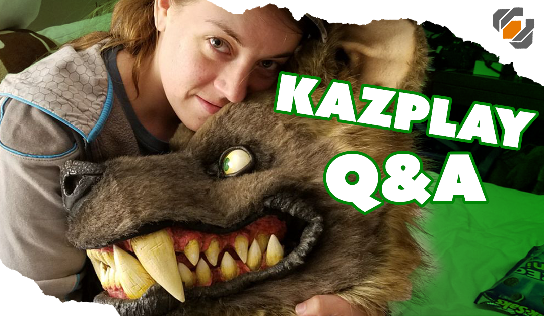 Prop: Live – Q&A with Kazplay – 12/14/2017
