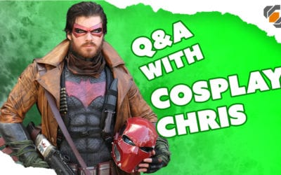 Prop: Live – Q&A with Cosplay Chris – 12/28/2017